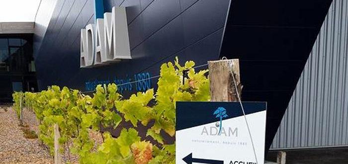 BMJ-publicité Adam panneau signalétique extérieur